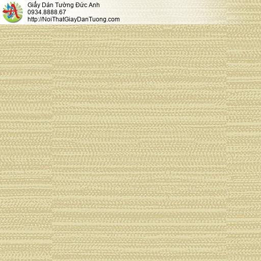 53307-3 Giấy dán tường vân ngang màu vàng, giấy dán tường ở quận 5 Tphcm