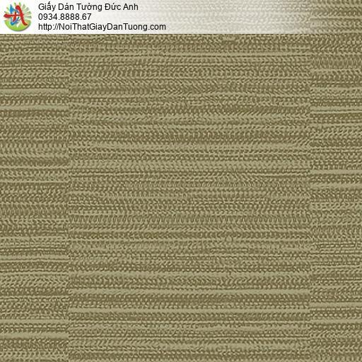 53307-4 Giấy dán tường vân ngang màu vàng xanh, màu nâu vàng