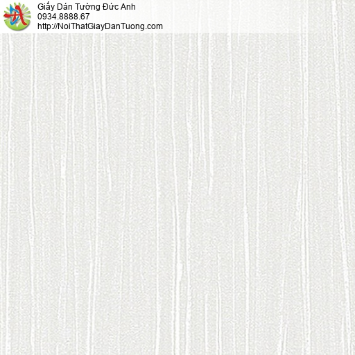 53311-2 Giấy dán tường gân sọc xuống màu xám nhạt, giấy gân đơn giản màu xám
