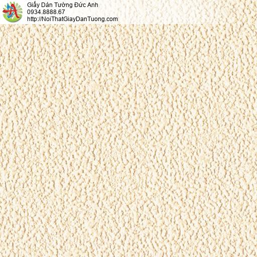 2205-2 Giấy dán tường gân to màu cam nhạt, giấy gân lớn màu vàng cam