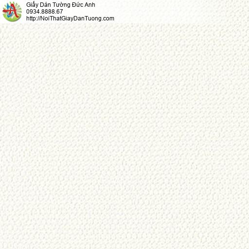 2249-1 Giấy dán tường gân dạng chấm chấm màu kem, giấy gân đơn giản đơn sắc