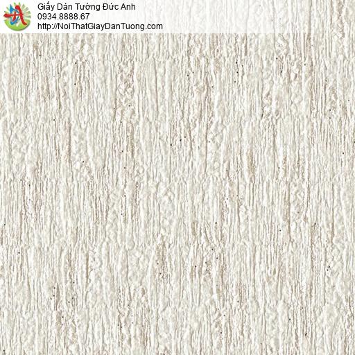 2274-2 Giấy dán tường gân lớn màu xám nhạt, giấy dán tường màu xám
