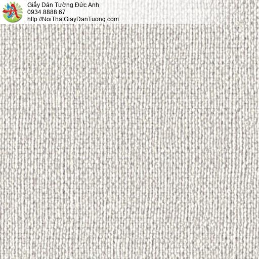 2277-7 Giấy dán tường màu xám, giấy gân hiện đại màu xám nhạt