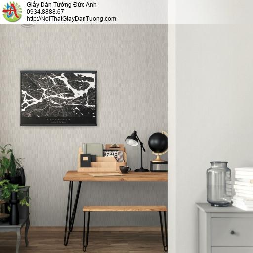 2281-2 Giấy dán tường hiện đại, giấy dán tường màu nâu