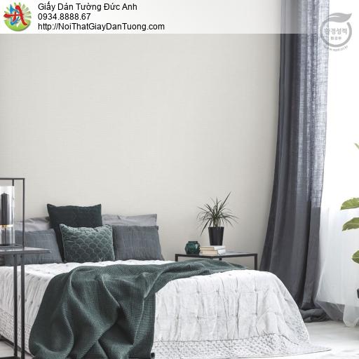2286-2 Giấy dán tường gân 3d màu xám