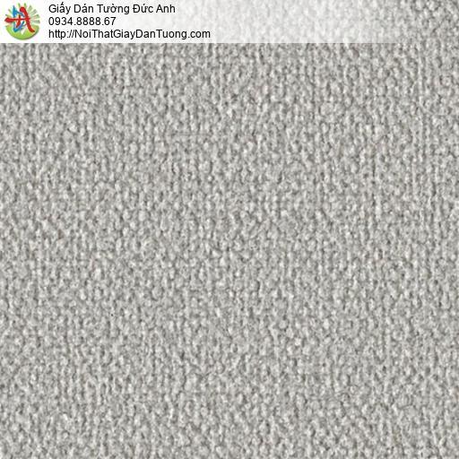 2288-4 Giấy dán tường gân to, giấy dán tường màu xám hiện đại