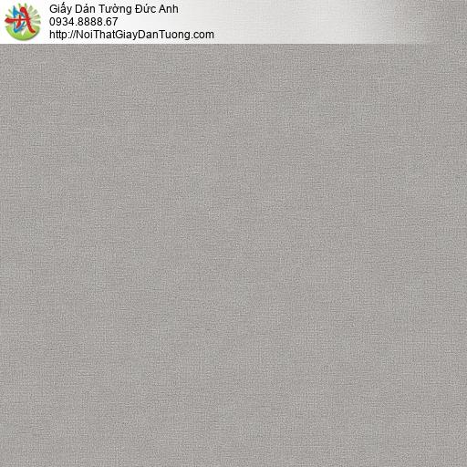 V concept 7907-4 | Giấy dán tường hiện đại màu xám đẹp, giấy gân đơn giản một màu