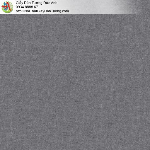 V concept 7907-5 | Giấy dán tường màu xám đậm, giấy gân một màu xám hiện đại