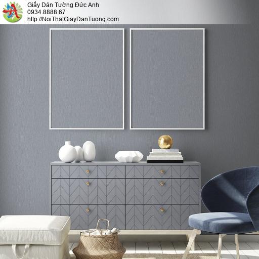 V concept 7909-7 | Giấy dán tường màu xám, giấy trơn đơn giản một màu xám tro không có hoa văn