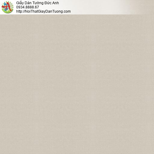 V concept 7910-4 | Giấy dán tường gân nhỏ màu vàng nâu, giấy đơn giản hiện đại một màu nâu vàng