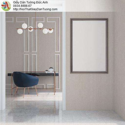 V concept 7913-4 | Giấy dán tường kẻ sọc nhỏ màu vàng nhạt