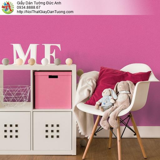 V concept 7914-13 | Giấy dán tường màu hồng, giấy trơn màu tím hồng đậm điểm nhấn