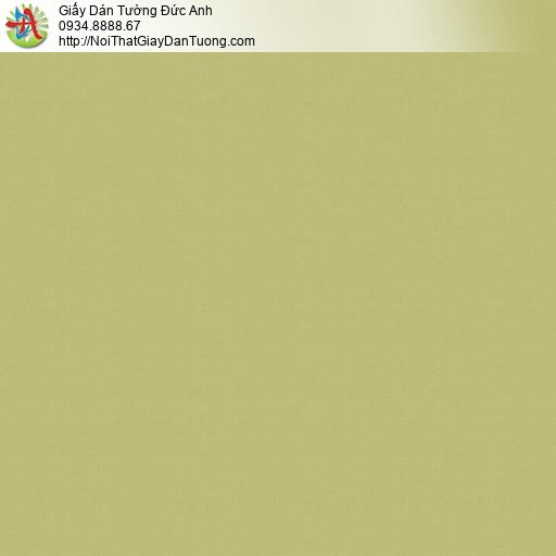 V concept 7915-10 | Giấy dán tường màu xanh nõn chuối, giấy gân màu xanh lá cây hiện đại