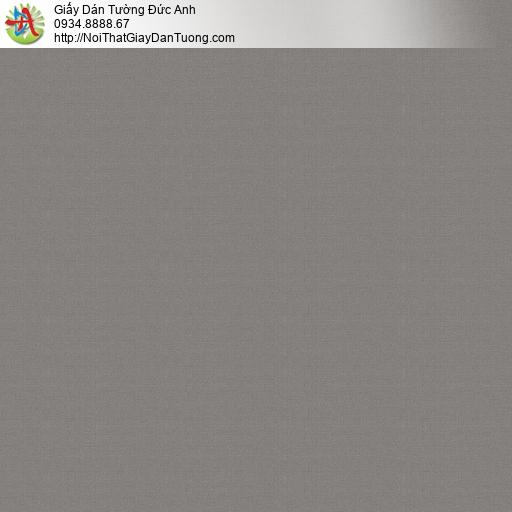 V concept 7915-4 | Giấy dán tường màu xám nâu, giấy trơn gân đơn giản hiện đại