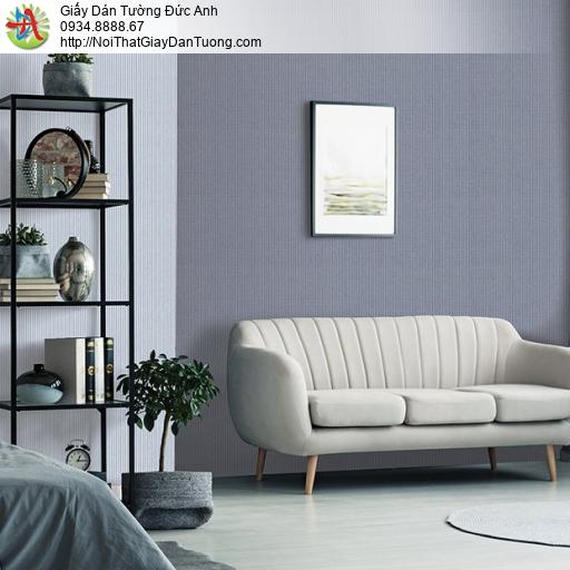 V concept 7917-4 | Giấy dán tường sọc nhỏ màu xám tro, giấy dán tường hiện đại