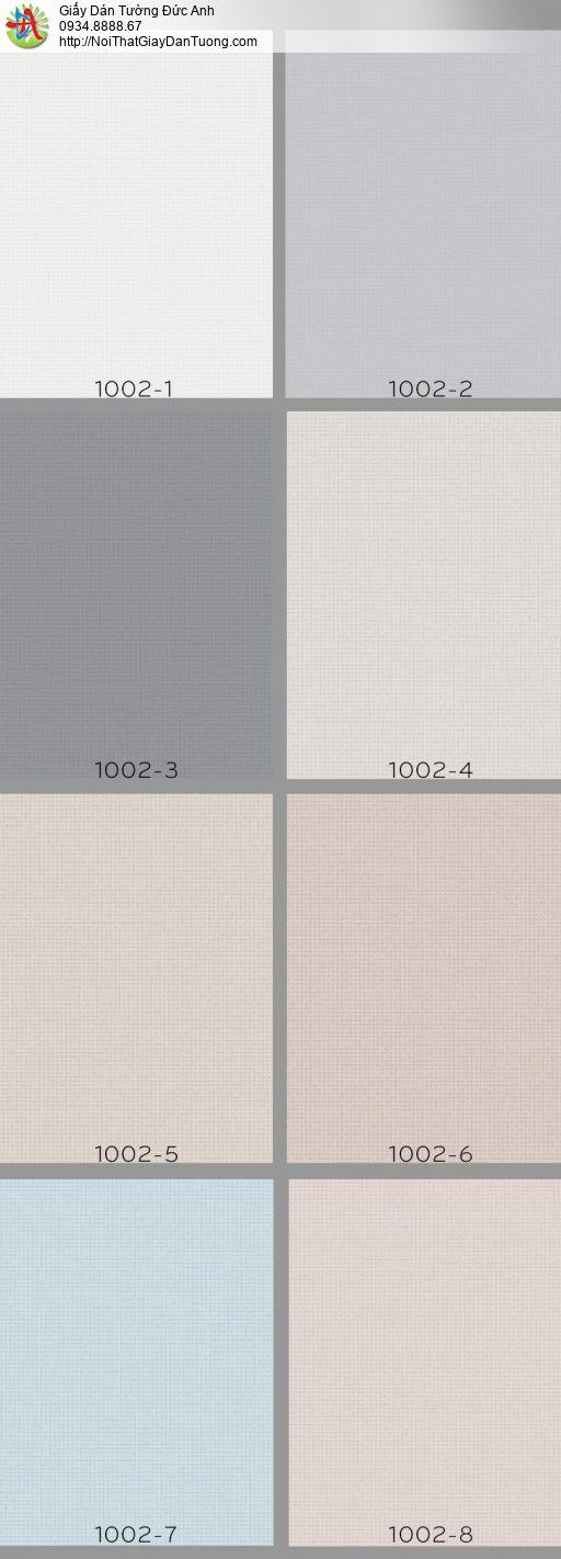 Vila 1002-5 | Giấy dán tường màu cam lợt, màu vàng nhạt hoa văn ô vuông nhỏ