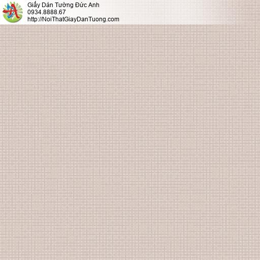 Vila 1002-6 | Giấy dán tường màu cam nhạt họa tiết ô vuông nhỏ