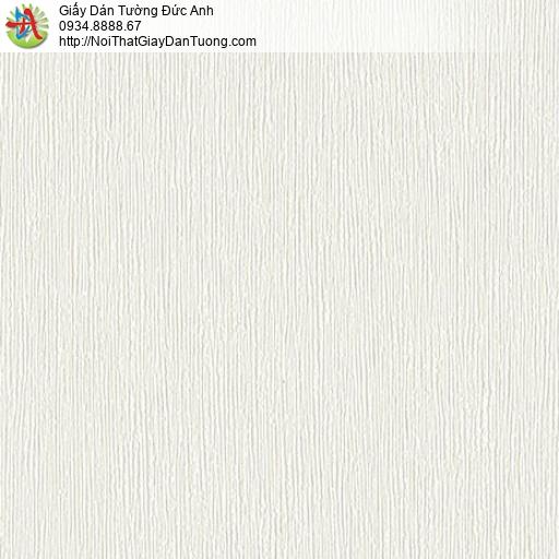 Mozen 61001-1 , Giấy dán tường màu kem, giấy sọc nhỏ nhuyễn màu kem