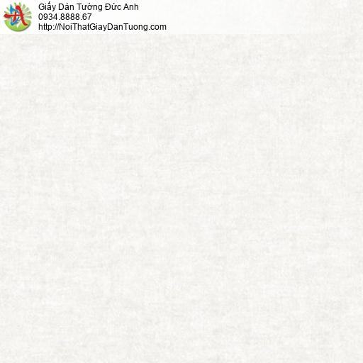 Mozen 61007-1, Giấy dán tường dạng gân đơn giản một màu hiện đại màu trắng nhạt