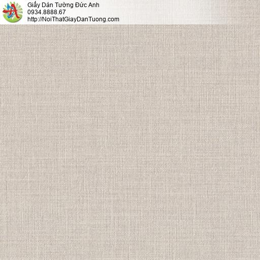 Mozen 61011-3, Giấy dán tường dạng gân đơn giản một màu hiện đại màu nâu đất
