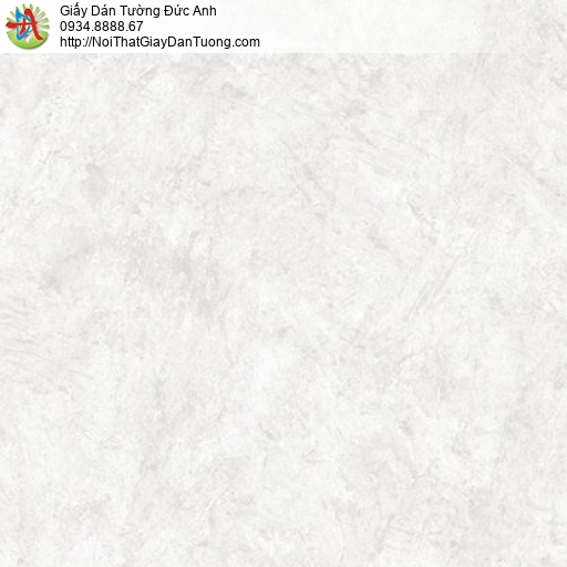 Mozen 61015-1, Giấy dán tường giả vân gỗ, giả vân đá màu trắng xám