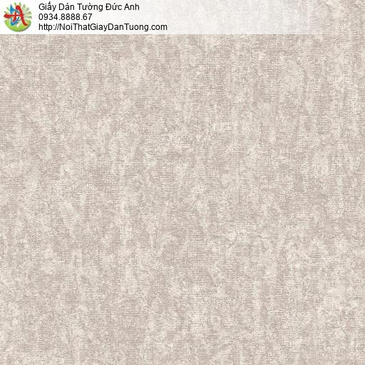 Mozen 73008-4, Giấy dán tường dạng gân đơn giản hiện địa 2021 màu nâu nhạt