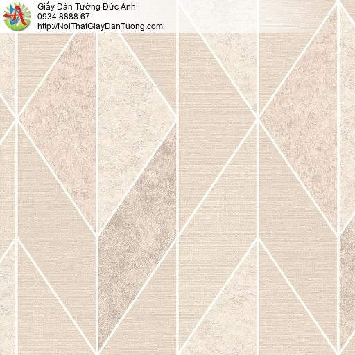 Mozen 73014-2, Giấy dán tường hiện đại màu vàng nhạt, giấy dán tường điểm nhấn