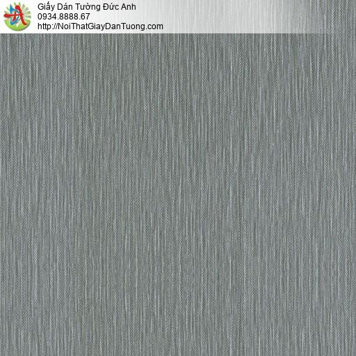 Tango 0101, Giấy dán tường sọc nhỏ nhuyễn màu xám xanh, giấy dán tường điểm nhấn đẹp