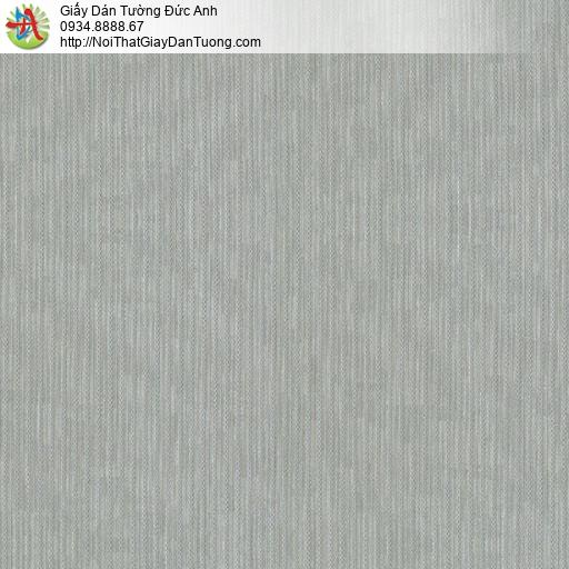 Tango 0102, Giấy dán tường kẻ sọc nhỏ nhuyễn màu xám, giấy dán tường cao cấp