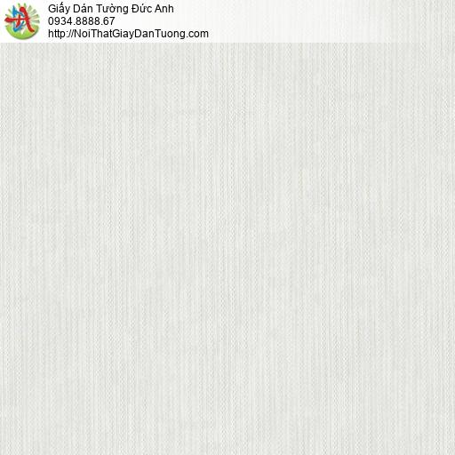 Tango 0105, Vải dán tường không dệt chất lượng cao màu trắng xám nhạt