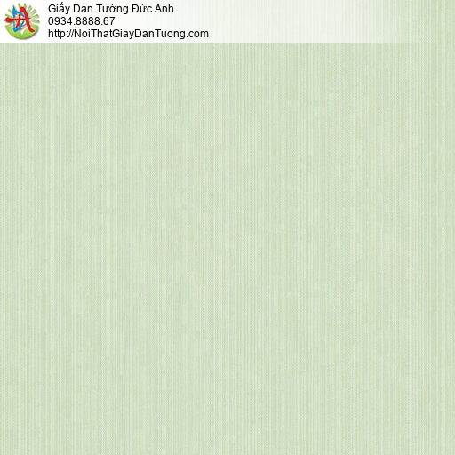 Tango 0116, Vải dán tường không dệt cao cấp màu xanh lá cây, giây dán tường màu xanh cốm