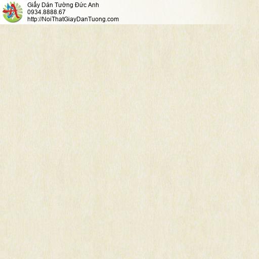 Tango 0117, Vải không dệt dán tường màu vàng nhạt, giấy dán tường hiện đại đơn giản
