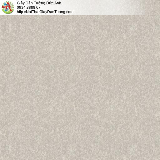 Tango 0119, Giấy dán tường gân đơn giản màu nâu nhạt, vải dán tường không dệt