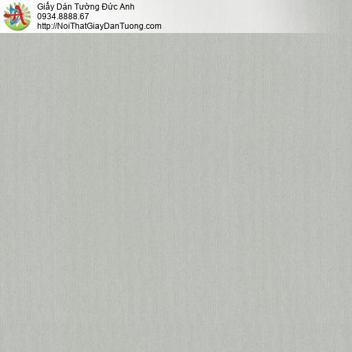 Tango 0125, Giấy dán tường cao cấp màu xám xanh, vải không dệt mới 2021