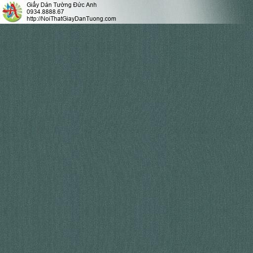 Tango 0132, Vải dán tường không dệt màu xanh ngọc, xanh lý hiện đại đơn giản một màu