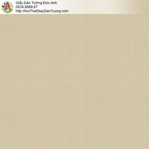 Tango 0141, Vải dán tường không dệt cao cấp hiện đại màu vàng