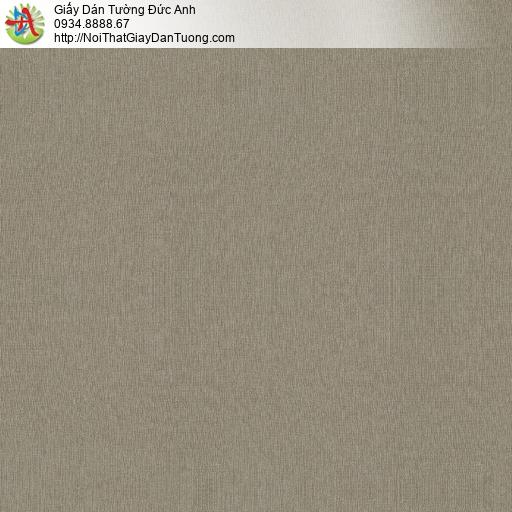 Tango 0142, Vải không dệt dán tường màu nâu, vải dấn tường cao cấp