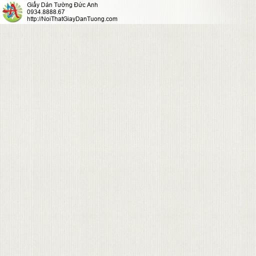 Tango 0144, Vải dán tường cao cấp màu kem, gân trơn đơn giản hiện đại