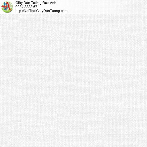 Soho 56132-1, Giấy dán tường gân đơn giản màu trắng xám, giấy trơn màu xám trắng