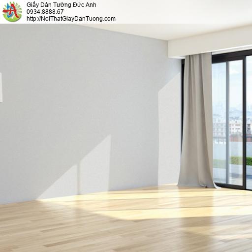 Soho 56135-2, Giấy dán tường màu xám nhạt không có hoa văn, giấy trơn đơn giản