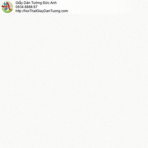 Soho 56136-1, Giấy dán tường không có hoa văn màu trắng, giấy trơn đơn giản hiện đại