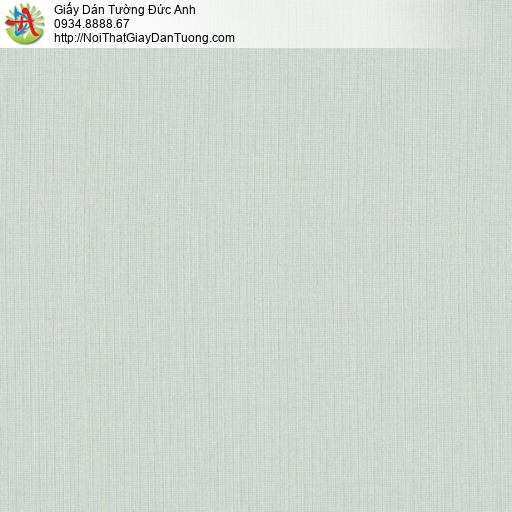 Tango 0148, Vải dán tường không dệt màu xám xanh, giấy dán tường màu xanh nhạt
