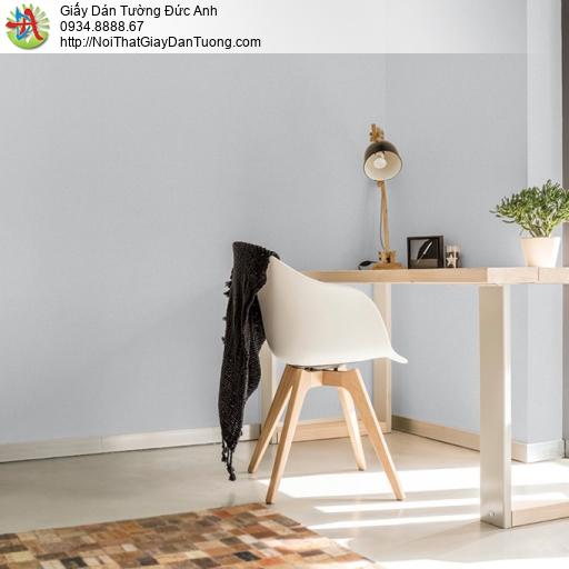 Soho 56136-4, Giấy dán tường trơn màu xám, giấy hiện đại không có hoa văn họa tiết