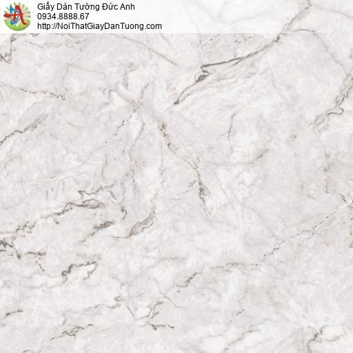 Soho 56142-1, Giấy dán tường giả đá Marble màu xám trắng , xám nhạt