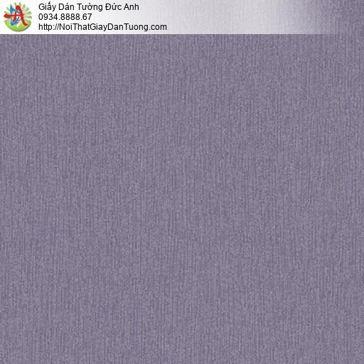 Soho 56145-6, Giấy dán tường màu tím, giấy gân đơn giản một màu hiện đại