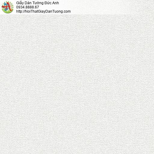 Soho 56146-2, Giấy dán tường trơn gân đơn giản một màu trắng hiện đại