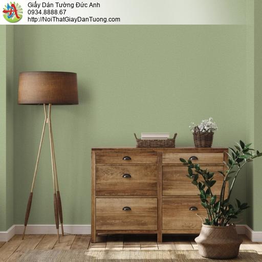 Soho 56148-6, Giấy dán tường màu xanh cốm, màu xanh lá cây không có hoa văn