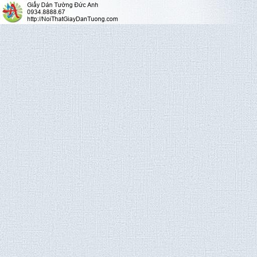 Soho 56149-7, Giấy dán tường trơn đơn giản một màu xanh lơ nhạt hiện đại