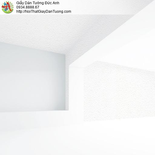 Soho 65000-1, Giấy dán tường gân màu trắng có kim tuyến, kim sa