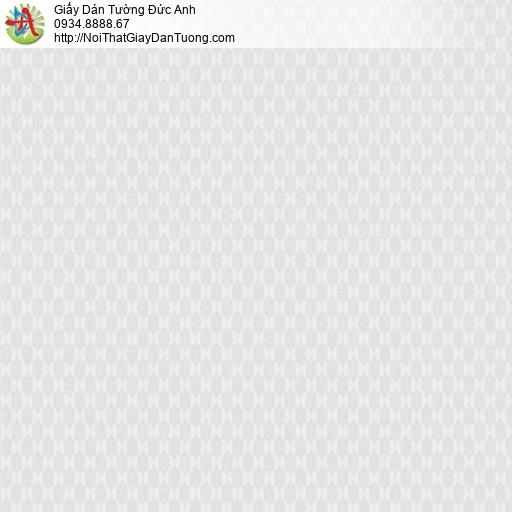 Casabene 2726-3, Giấy dán tường họa tiết hình ca rô màu xám